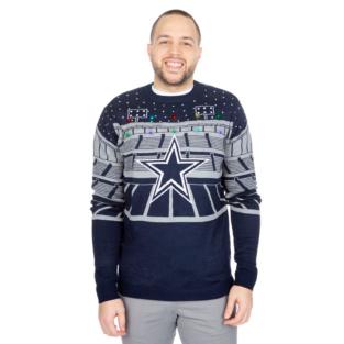 Dallas Cowboys Bluetooth Ugly Sweater