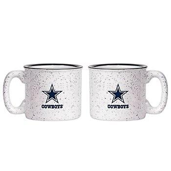 Dallas Cowboys 15oz Campfire Mug