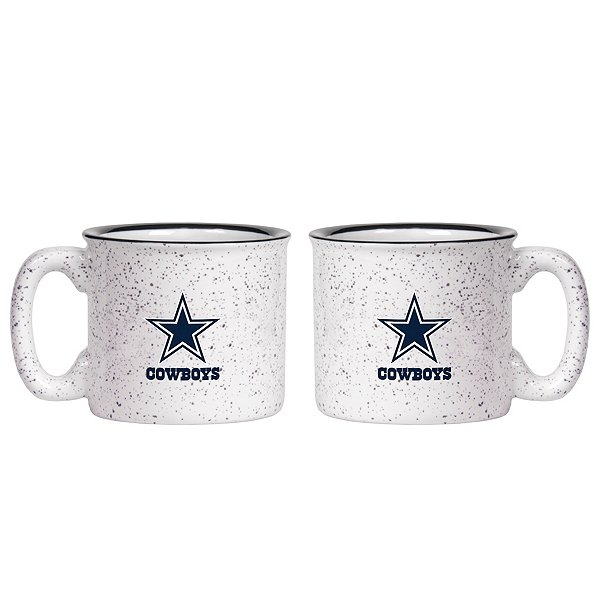 Dallas Cowboys 15oz Campfire Mug