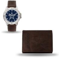 Dallas Cowboys Sparo Niles Watch and Wallet Gift Set