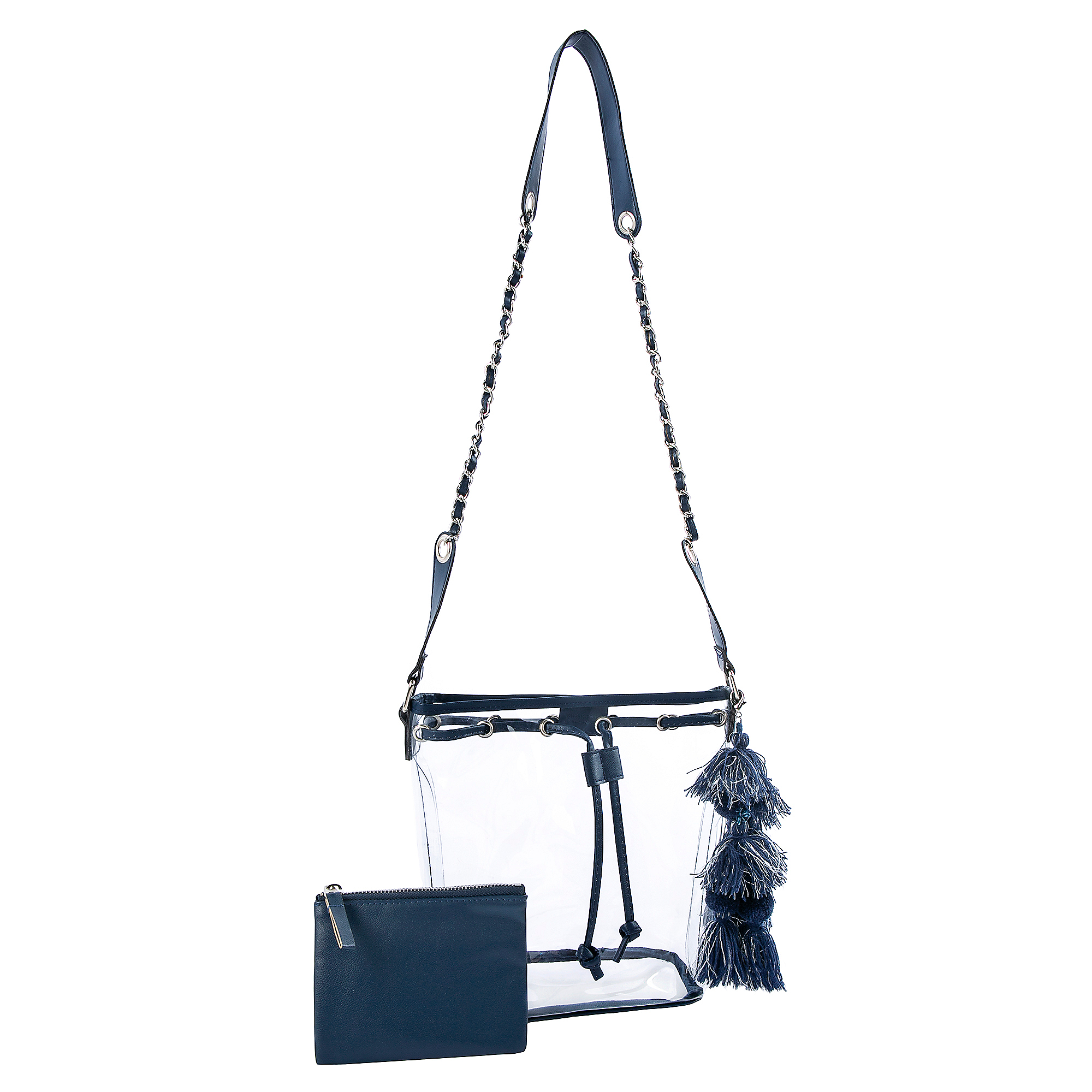 Studio Sheer Gear Ella Bucket Bag