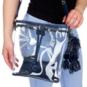 Sheer Gear Gold Ella Bucket Bag