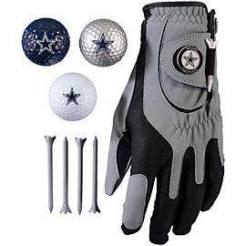 Dallas Cowboys Zero Friction SuperTube Golf Set