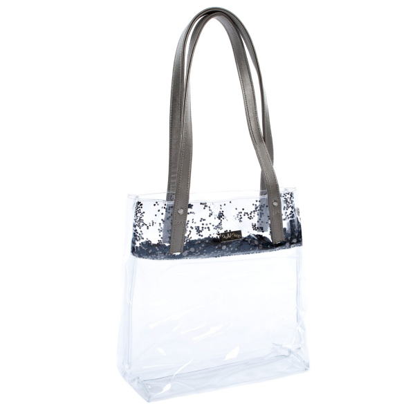 Packed Party Stadium Approved Custom Mix Confetti Tote