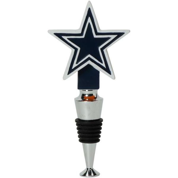 Dallas Cowboys Logo Bottle Stopper