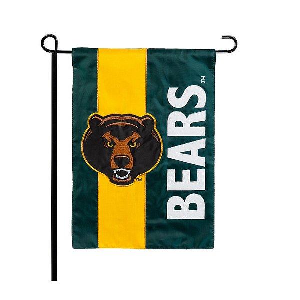 Baylor Bears Embellished Garden Flag