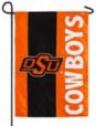 Oklahoma State Cowboys Embellished Garden Flag