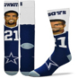 Dallas Cowboys Ezekiel Elliott Selfie Socks