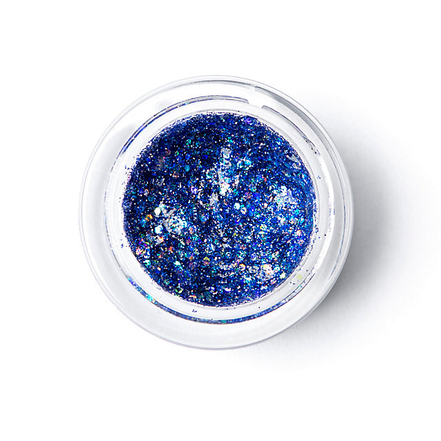 Studio Galexie Glister Blue Star Glitter Jar