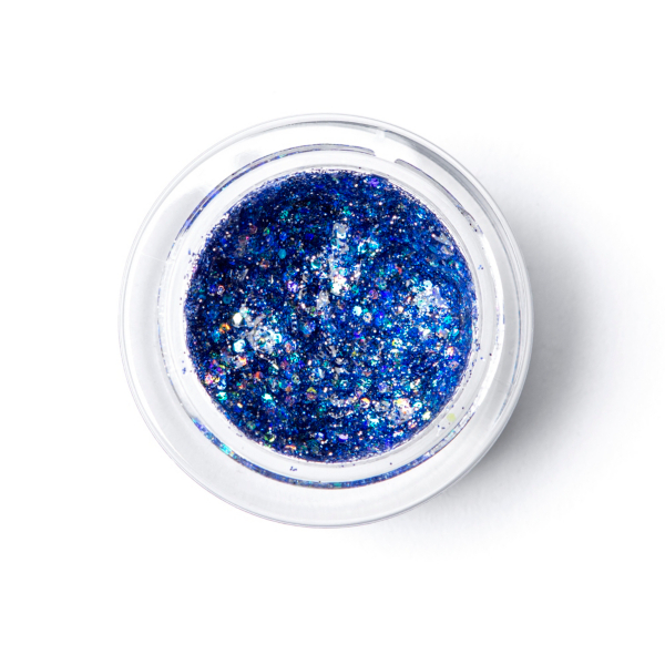Studio Galexie Glister Blue Star Glitter Jar