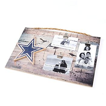 Dallas Cowboys 11x19 3-Clip Picture Frame