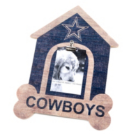 Dallas Cowboys Dog House Clip Sign