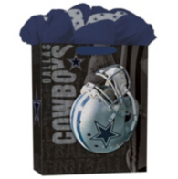 Dallas Cowboys Large GoGo Gift Bag