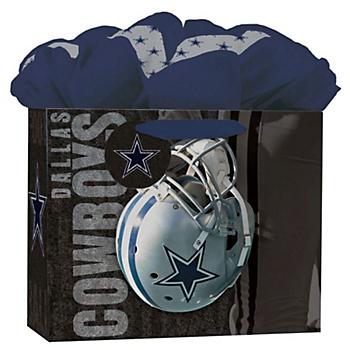 Dallas Cowboys Medium GoGo Gift Bag