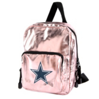 Dallas Cowboys Spotlight Rose Mini Backpack