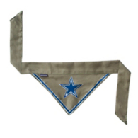 Dallas Cowboys Salute to Service Dog Bandana