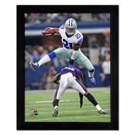 Dallas Cowboys 11x14 Zeke Action Photo Frame