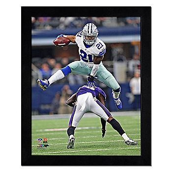 Dallas Cowboys 11x14 Zeke Action Photo Frame