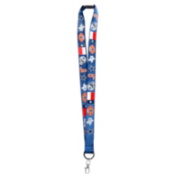 Dallas Cowboys Emblem Ring State of Texas Lanyard