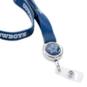 Dallas Cowboys Metal Badge Reel Lanyard