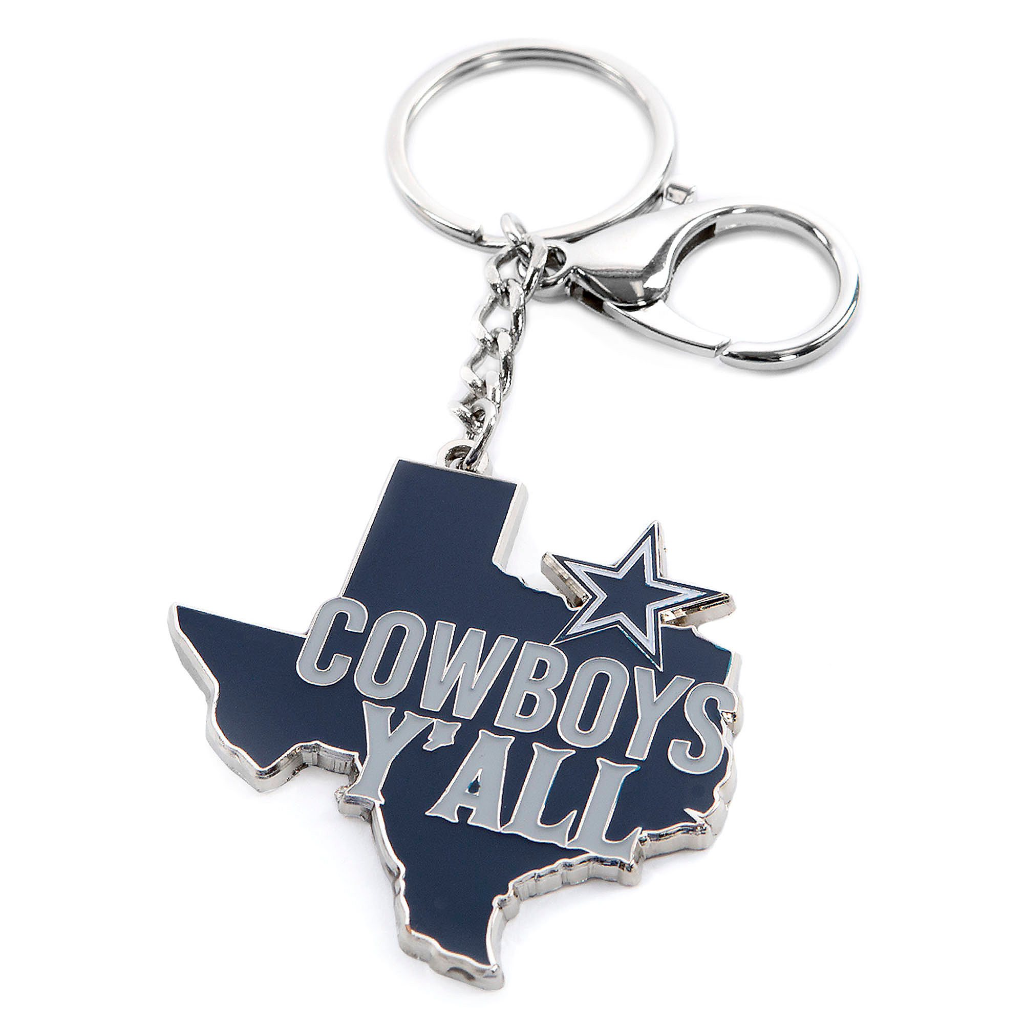 Dallas Cowboys Cowboys Y'all Keychain
