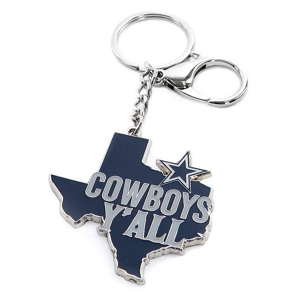 Dallas Cowboys Cowboys Y'all Keychain