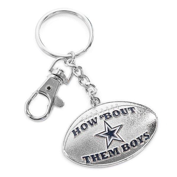 Dallas Cowboys How Bout Them Boys Keychain