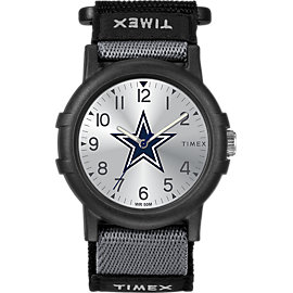 Dallas Cowboys Timex Youth Recruit Velcro Watch