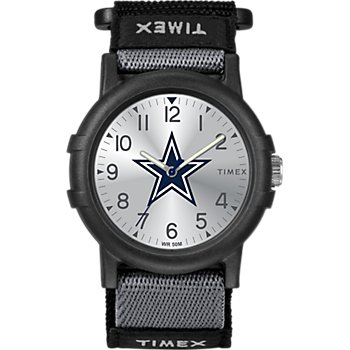 Dallas Cowboys Timex Youth Recruit Velcro Watch