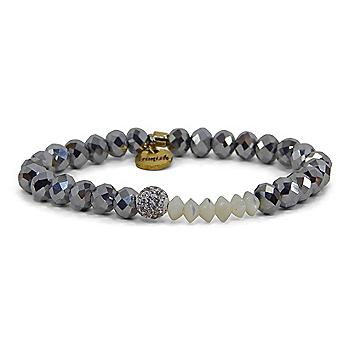 Studio Erimish Metallic Jar Bracelet