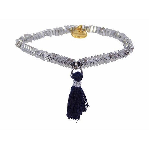 Stuido Erimish Tassel Jar Bracelet