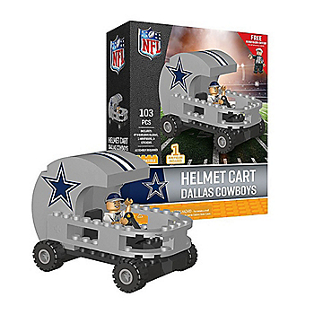 Dallas Cowboys OYO Super Fan Helmet Cart