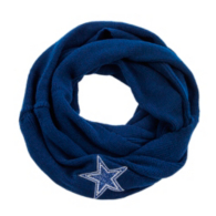 Dallas Cowboys Knit Infinity Scarf
