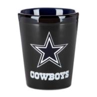 Dallas Cowboys 2oz Matte Shot Glass