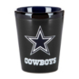Dallas Cowboys 2oz Matte Shot Glass