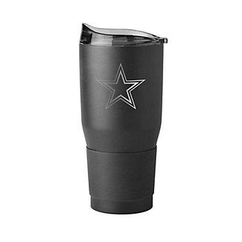 Dallas Cowboys 30oz Powder Coat Tumbler