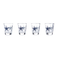 Dallas Cowboys 4-Pack Gameday Shot Glasses