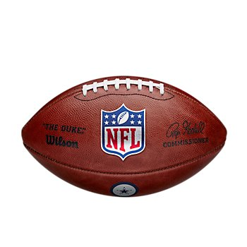 "Dallas Cowboys Wilson ""The Duke"" Game Football"