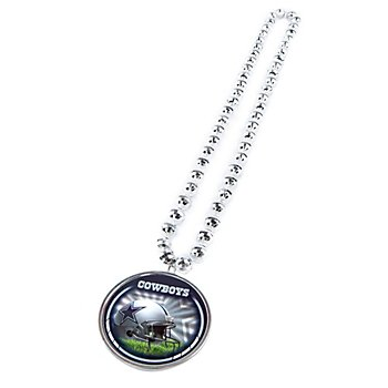 Dallas Cowboys Versa Bottle Opener Beads Necklace