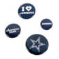 Dallas Cowboys Button Set