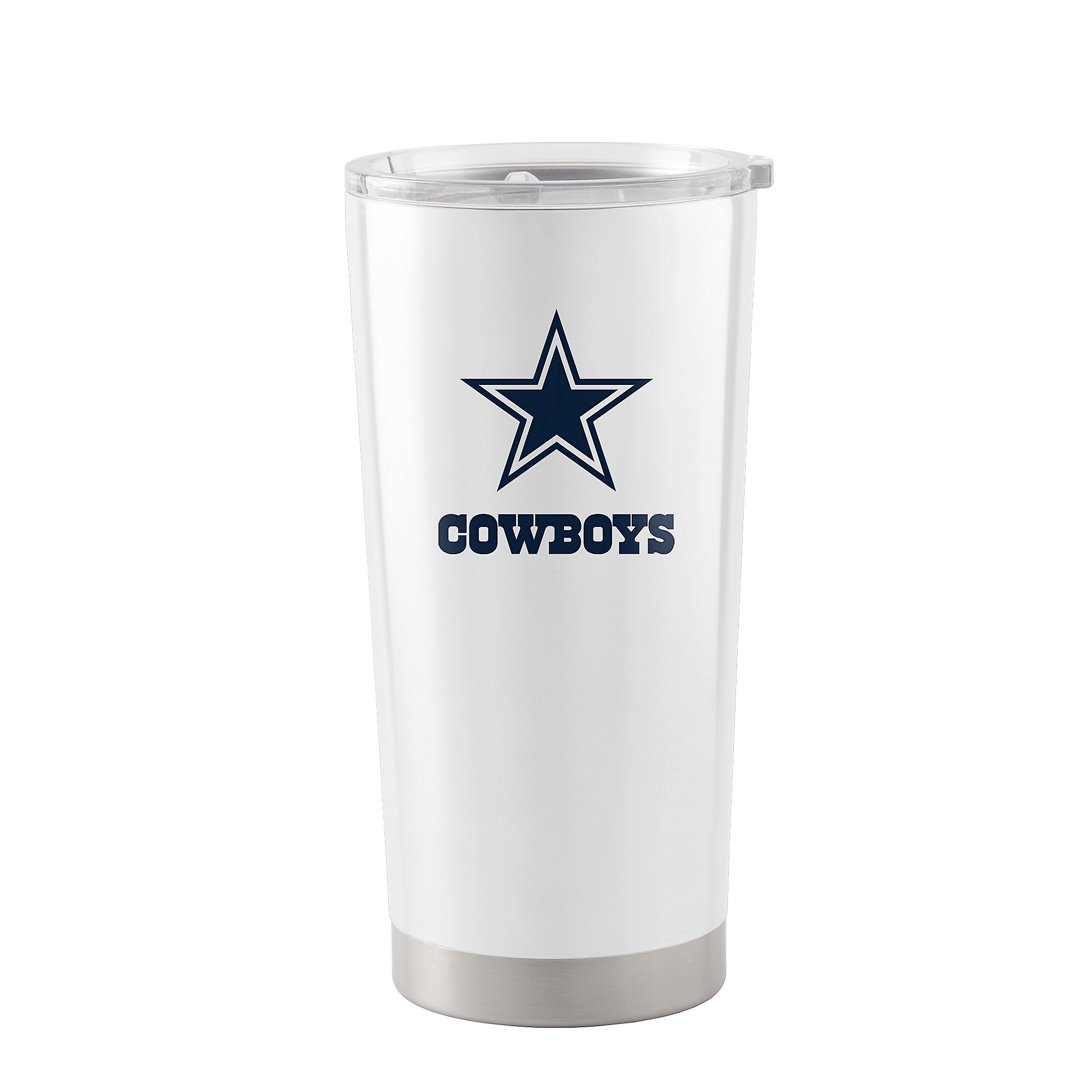 Dallas Cowboys 20oz White Ultra Tumbler