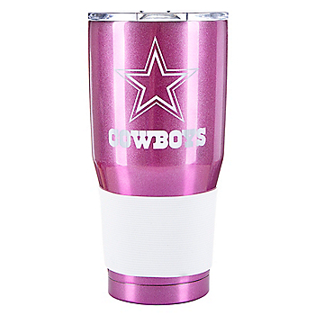 Dallas Cowboys 30oz Pink Ultra Tumbler