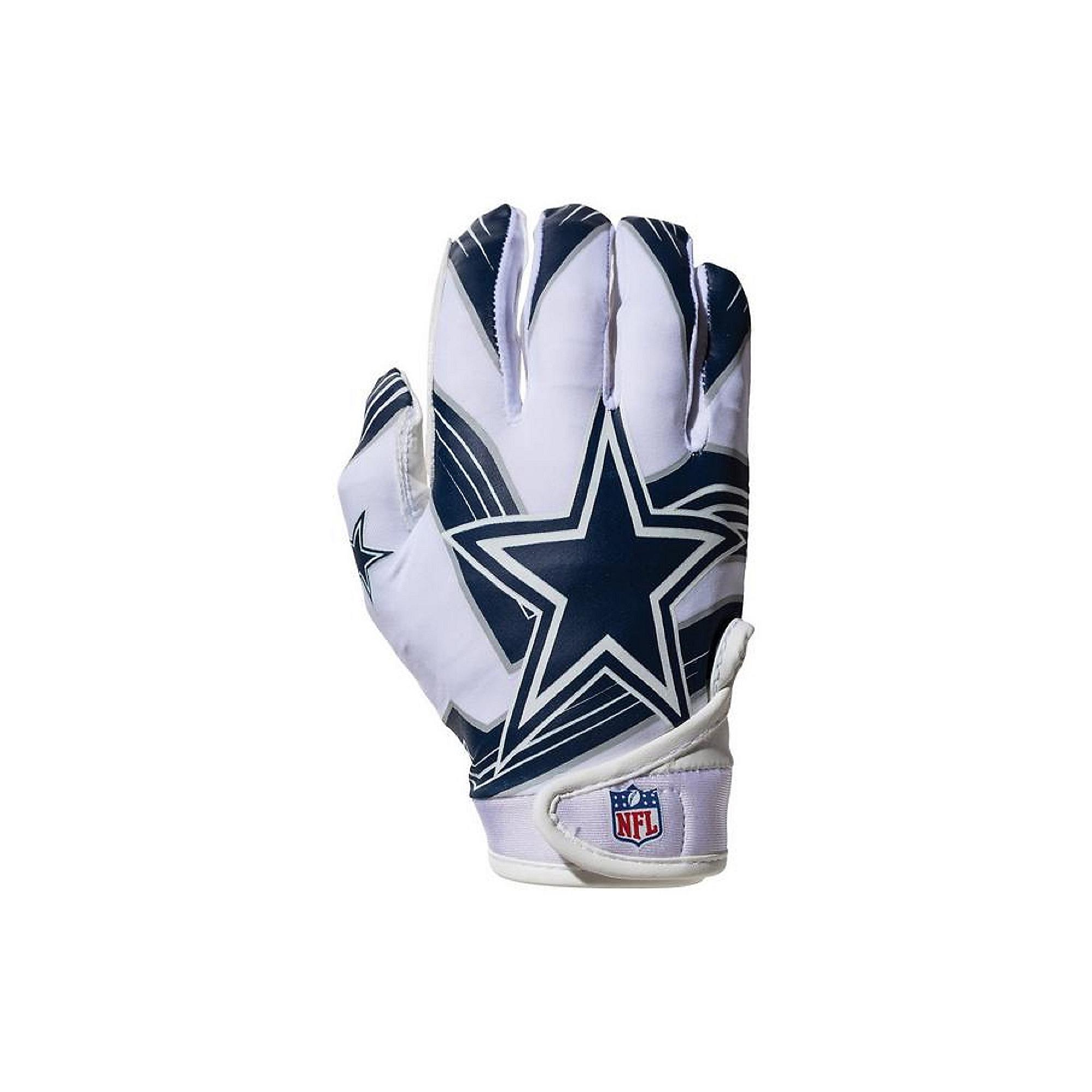 Dallas Cowboys Youth Receiver Gloves