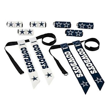 Dallas Cowboys 8 Player Flag Football Set