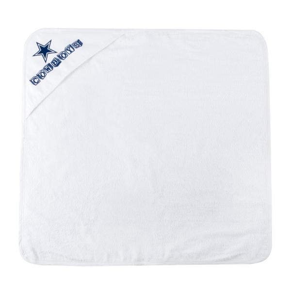 Dallas Cowboys Hooded Baby Towel