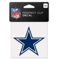 Dallas Cowboys 4x4 Blue Star Decal