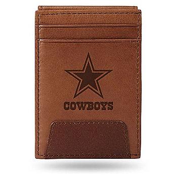 Dallas Cowboys Front Pocket Wallet