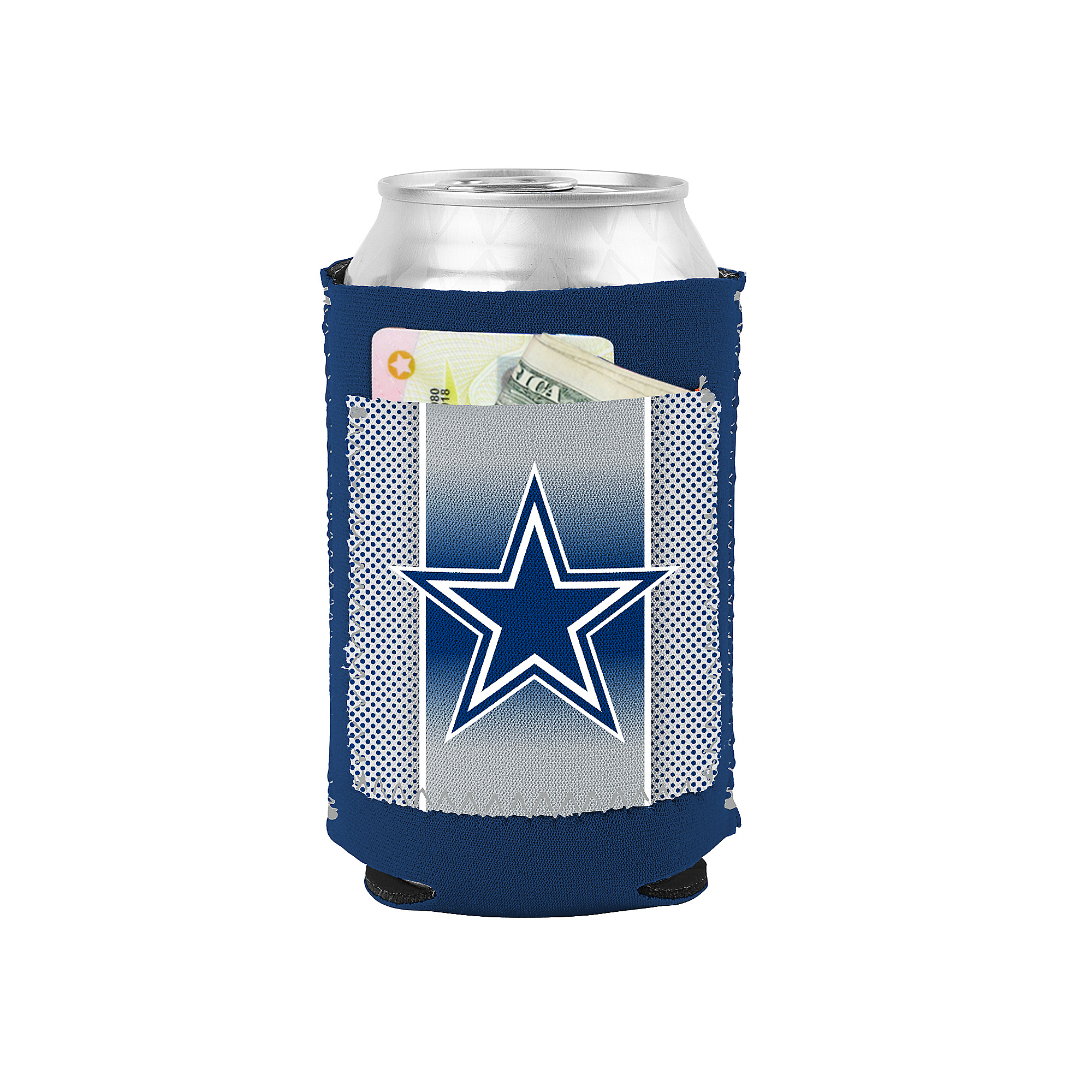 Dallas Cowboys Pocket Pal Can Cooler