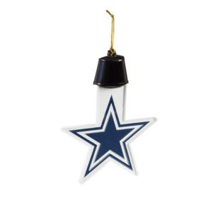 Dallas Cowboys Radiant Lit Acrylic Ornament