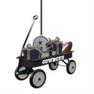 Dallas Cowboys Gift Wagon Ornament
